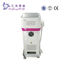 Portable 808nm Diode Laser Hair Removal Machine on sales