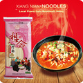 Dry Noodles 366g Chinese Local Flavor Dalu Noodles 2mm Xiang Nian Food 6 Sauce Bags Noodles