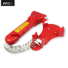 Car Safety Antiskid Hammer Seatbelt Cutter Emergency Class/Window Punch Breaker Auto Rescue Disaster Escape Life-Saving Hammer