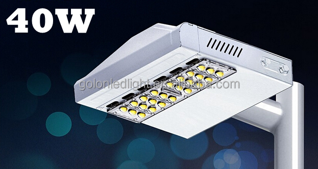 Die casting LED street light 40W new design low price SMD 3030 high quality