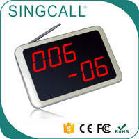 SINGCALL Wireless Waiter Service Paging System