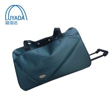 Manufacturer Supplier Fashion Wheeled Travel Trolley Bag