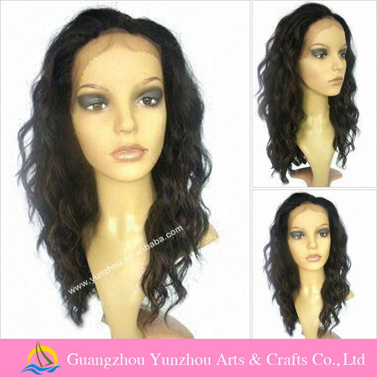 Factory price curly human hair wigs for black women brazilian human hair full lace wigs
