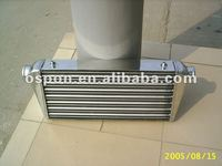 "28"" x 7"" x 2.5"" FMIC TURBO BAR AND PLATE FRONT MOUNT INTERCOOLER VW"