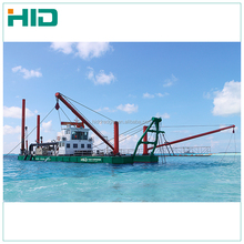 Hydraulic 22 inch river cutter suction dredger