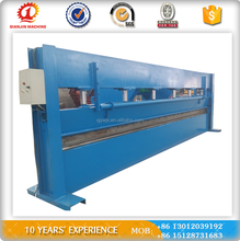 Automtaic foot operate hydraulic sheet roll cutting bending machine