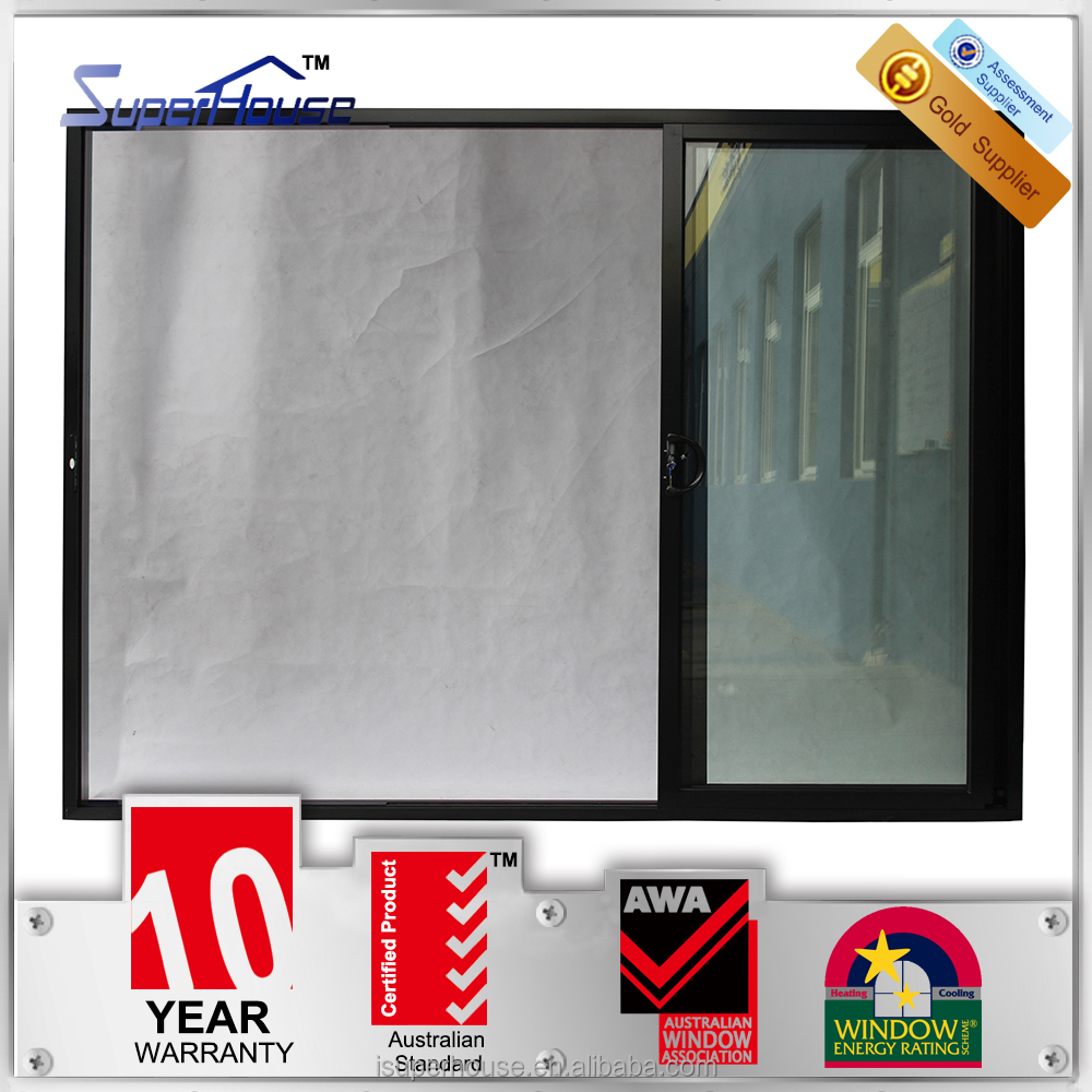 aluminum soudproof insulated interior double glazed windows and doors comply