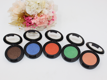Halloween necessities long lasting cosmetic makeup single color oem eyeshadow