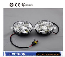 Factory Direct High Power Super Bright led DRL daytime running light 1W LED X 8PCS