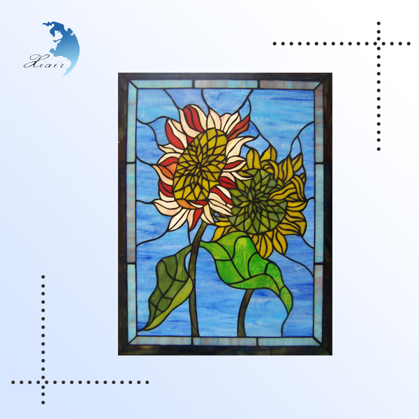 Colored Pattern Glass/Figure Glass Sheet for Wall Decoration Glasses