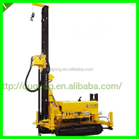KW10 120m depth Hydraulic deep used water well drilling equipment