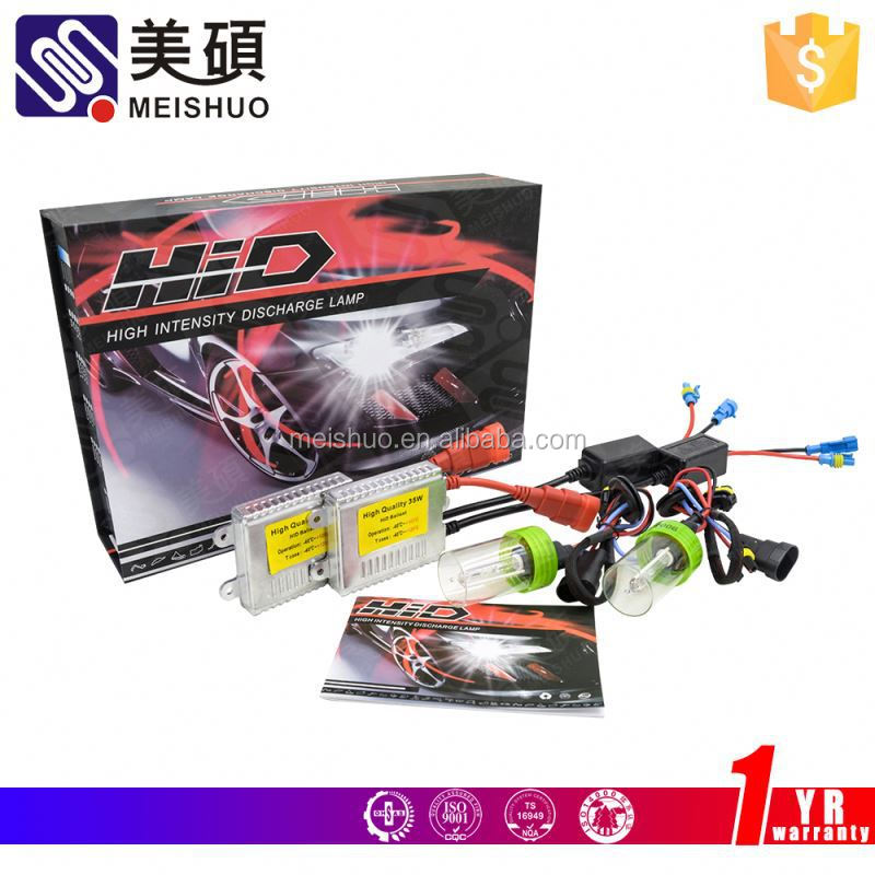 Meishuo canbus fast bright h4 hilo xenon hid kit 55w fast bright canbus hid conversion kit