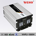 Home use 12vdc to 220v 110vac 1000w pure sine wave inverter power inverter with charger