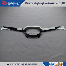 Top quality for 2015 KIA Sportage ABS chrome Car Tailgate tail gate rear door moulding trim bar