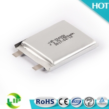 3.7V 1500Mah Rechargeable Flexible Small Lithium ion Polymer Battery Manufacture Mobile Phone 1500mah Li-ion Battery