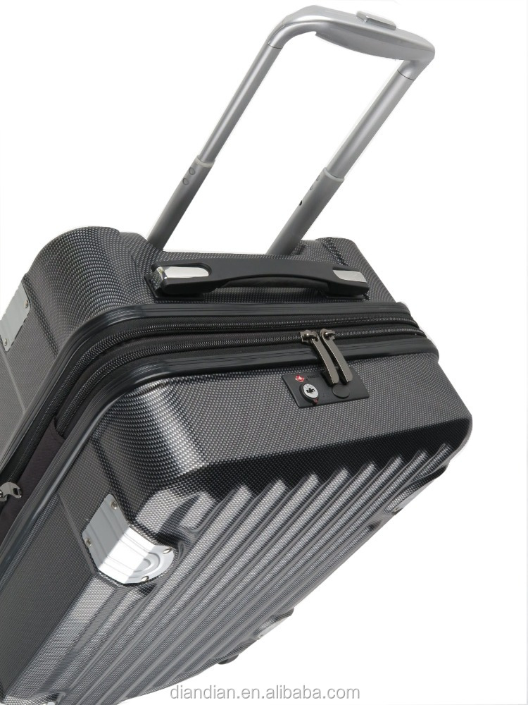 Customization Design trolley luggage travel trolley bag&luggage set DC---8128