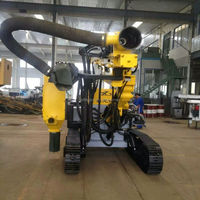 Coal Mining Drilling Rig, Ore Mining Drilling Rig CTQ-G140YF For Sale