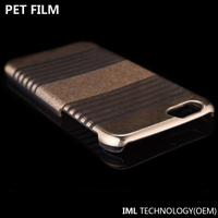 oem iml electroplate pc case for iphone6