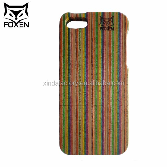 Wholesales Creative Laser carving real wood Phone Case For dell phone