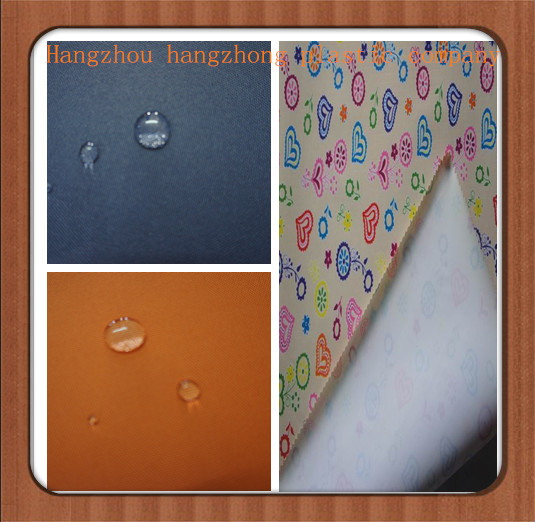 PVC Coated Fabric 100% Polyester Waterproof Printed Textile
