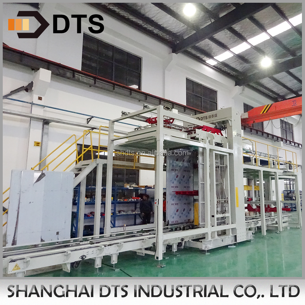 Full automatic depalletizer for Mineral water production line