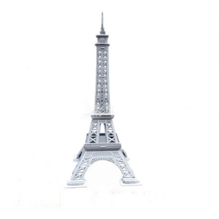 China factory new style world famous building 3d paper model puzzle 3d paper puzzle for kids
