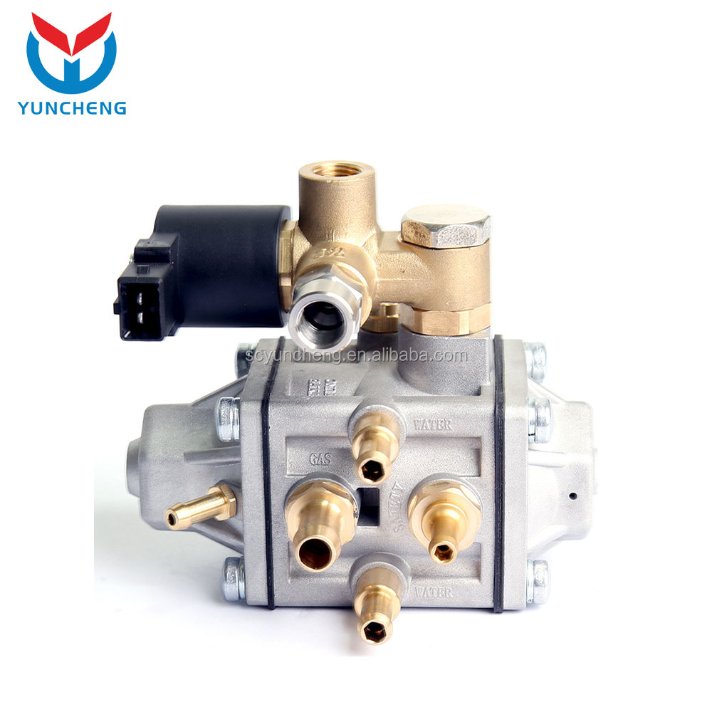 YCR00019 35Nm3/H Sequential Bus Conversion Cng Reducer