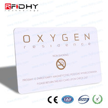 13.56mhz contactless rfid nfc wireless sharing smart card