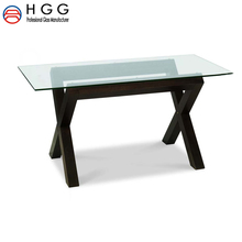 high temperature ink tempered glass for table glass top