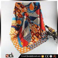 Custom digital printed scarf / digital printed shawls