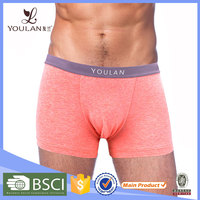 Fashion Sexy lingerie unlined mature men underwear boxer