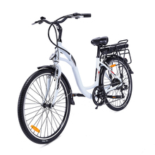 Electric Retro Bike Ebike Bycicle Lady Electric Vintage Bike