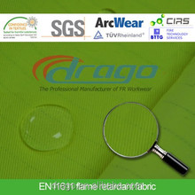 Water oil repellent fabric for industry