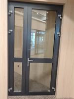 aluminium door 10 years warranty swing openning