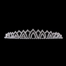 Baoliya 2016 New Princess Rhinestone Tiara Crown, Girls Metal Tiara For Girls