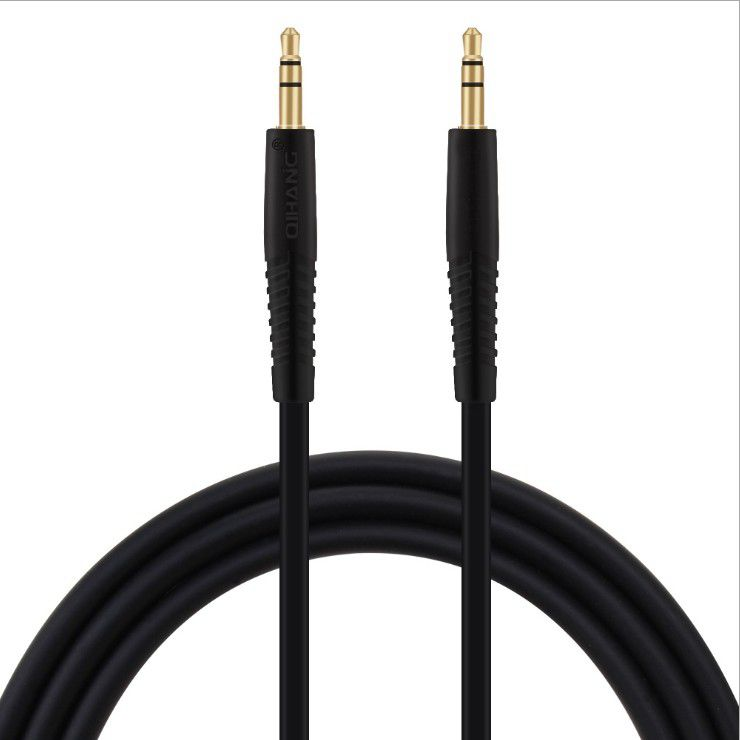 Hot Selling High Quality TPE 3.5mm Audio Cable , Male to Male Aux Cable