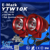 10W Mini motorcycle/E-bike/dirtbike/Snowmobile fog light for European market