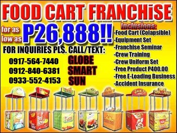 best foodcart franchise