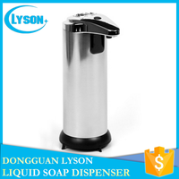 Stainless steel automatic soap dispenser commercial wash machine