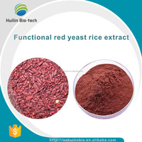 Functional red yeast rice P.E./Functional red yeast rice extract Powder