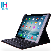 New Design Magnetic Detachable Bluetooth Keyboard Case For iPad Mini 3 Smart Detachable Bluetooth Keyboard For Mini iPad