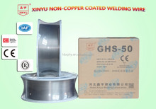 ESAB Quality No Copper Coated Co2 Welding Wire ER70S-6 with Spool