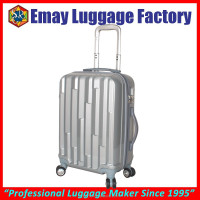 Luggage Factory ABS PC Trolley Travel Luggage Case