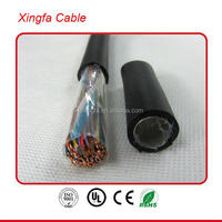 High quality underground jelly filled telephone cable