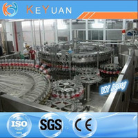 Filling machine manufacturing company and glass bottled soft drink filling machine