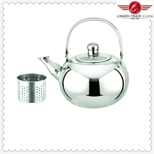 2015 Hot Sale High Quality Novel Design Stainless Steel turkish Kettle