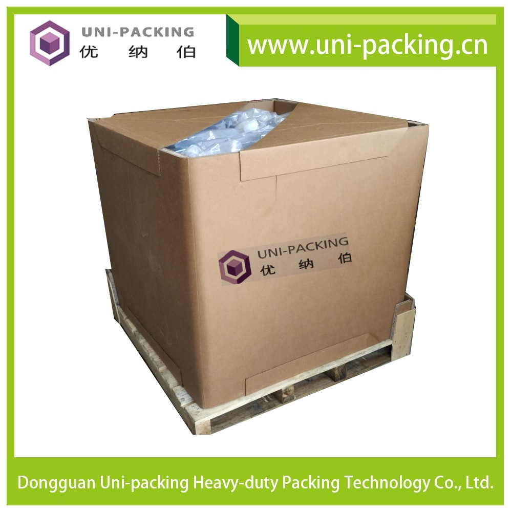 275 Gallon Oil packaging IBC TANK, IBC PAPER TANK for oil <strong>packing</strong>