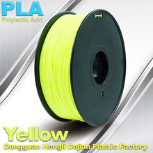 Factory price new heat resistance pla 3d printing filament