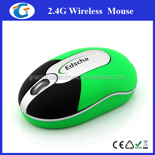 Hot sale custom mini cute wireless optical mouse for laptop
