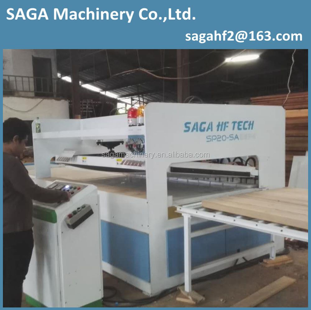 Wood jointer/finger joint board edge glue press machine for sale